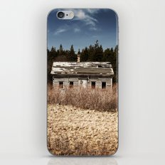 Edge of the Forest iPhone & iPod Skin