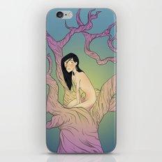 Life Crystal iPhone & iPod Skin