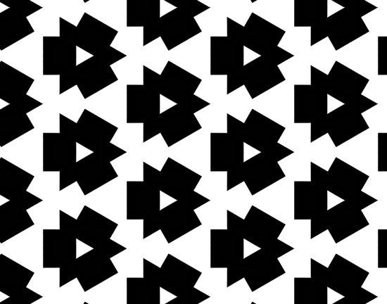 Meijer Black & White Art Print