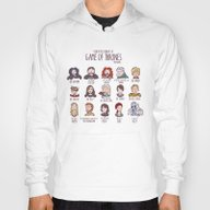 GAME OF THRONES CHARACTH… Hoody