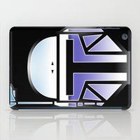 Mandalorian In Disguise iPad Case
