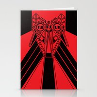 Power Wolf Stationery Cards