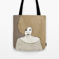 Female Four Tote Bag