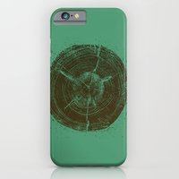 iPhone & iPod Case featuring Timber by Leah Flores