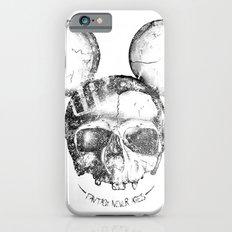 Mickey Skull iPhone 6s Slim Case