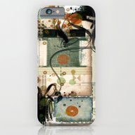 Abstract Exceptions iPhone 6 Slim Case