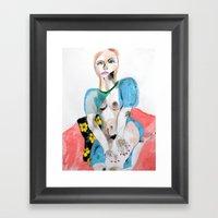 Study #36 Framed Art Print
