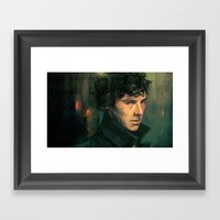 Whatever You Can Still Betray I Framed Art Print