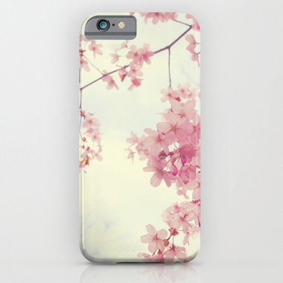 Dreams In Pink iPhone & iPod Case