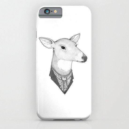 Mrs. Deer iPhone & iPod Case