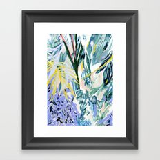 Botanical Framed Art Print
