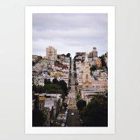 Frisco Art Print
