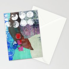 Collage 6 Stationery Cards