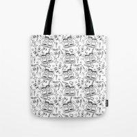 Mento/Ska/Rocksteady 8 Tote Bag