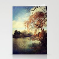 Pond 2 Stationery Cards