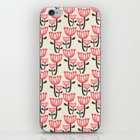 Daphne Floral iPhone & iPod Skin