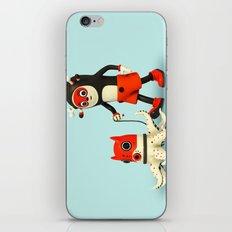Deeryk and DaPet iPhone & iPod Skin