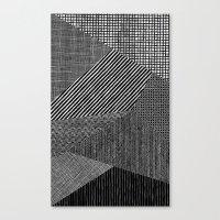 Ichalk Canvas Print