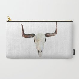 Carry-All Pouch - Animal Skull - Marissa Yunque