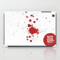 Dexter No.6 iPad Case