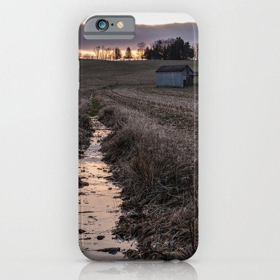 Irrigation iPhone & iPod Case