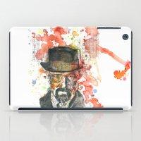 Walter White From Breaki… iPad Case