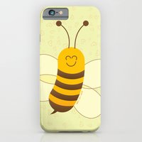 Cute Baby Bee iPhone 6 Slim Case