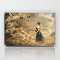 Walk In The Clouds Laptop & iPad Skin
