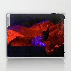 Dante grotto-2, Kungur Ice Cave, Russia Laptop & iPad Skin