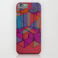 Cube Geometric I iPhone 6 Slim Case
