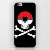 Pirates of Poke.. iPhone & iPod Skin