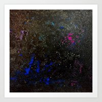 Southern Constellations Art Print