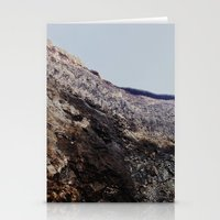 Clifs At Oceanside Stationery Cards