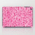Knee-Deep in Pink Ink iPad Case