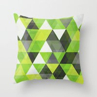 LIMETTA Throw Pillow