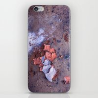 broken heart iPhone & iPod Skin