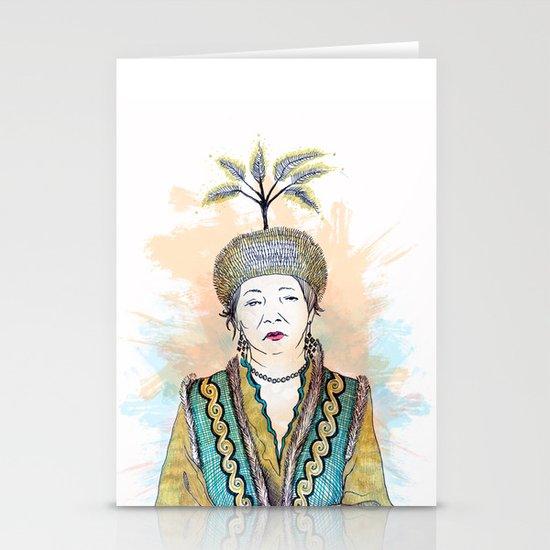 Wisdom Stationery Card