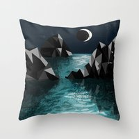 Rachmaninoff - Piano Con… Throw Pillow