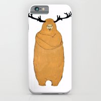 iPhone & iPod Case featuring Laurence Moose by Tina Siuda