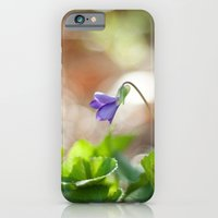 iPhone & iPod Case featuring Wild Violet by Katie Kirkland Photography