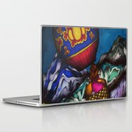 Laptop & iPad Skin featuring Solo Journey by ECMazur