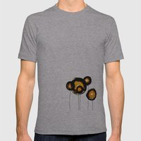 datadoodle 009 Mens Fitted Tee Athletic Grey SMALL
