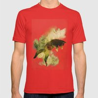 Spring Fox Mens Fitted Tee Red SMALL