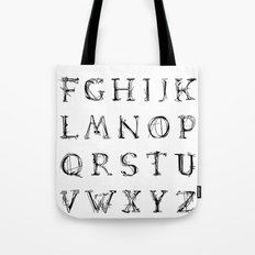 ABC - Lamenta Tote Bag