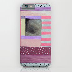 Dots and Stripes  iPhone 6 Slim Case