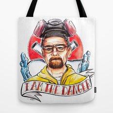 Breaking Bad  Tote Bag