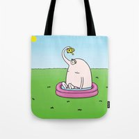 Heatwave! Tote Bag