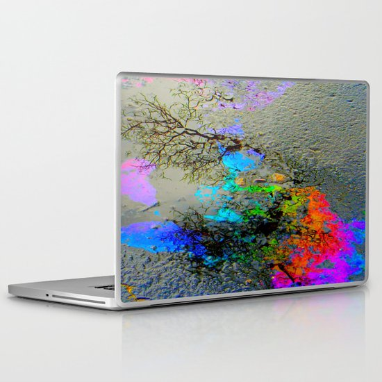 Urban Rainbow Laptop & iPad Skin