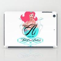 Sex Sells! Pure Dead Bri… iPad Case