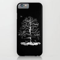 iPhone & iPod Case featuring The Tree by Sarinya  Withaya
